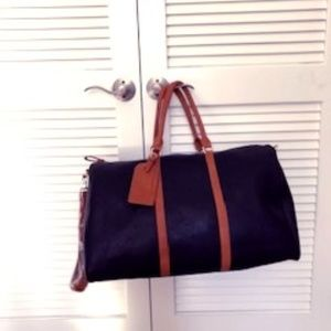Weekender Travel - Carry-on tote w/ side strap